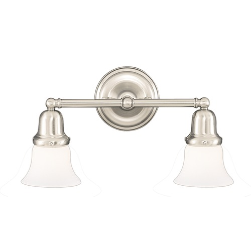 Hudson Valley Lighting Hudson Valley Lighting Edison Collection Satin Nickel Bathroom Light 582-SN-341