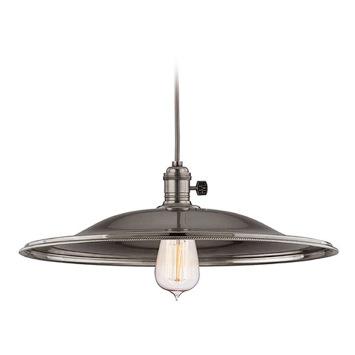 Hudson Valley Lighting Pendant Light in Historic Nickel Finish 8002-HN-ML2
