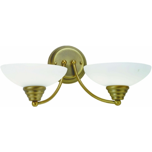 Lite Source Lighting Lite Source Lighting Maestro Bathroom Light LS-16142BRZ