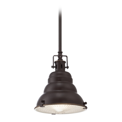 Quoizel Lighting Mini-Pendant Light EVE1508PN