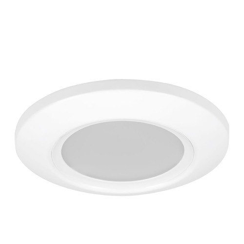 Progress Lighting Progress Lighting LED Flush Mount Metallic Gray LED Flushmount Light P8107-82/30K9