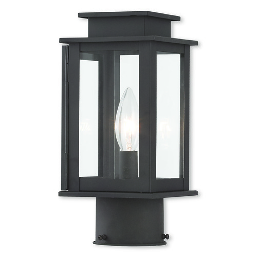 Livex Lighting Livex Lighting Princeton Bronze Post Light 20201-07