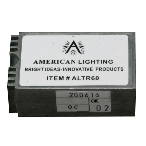 American Lighting 60-Watt Electronic Transformer AM ALTR60B