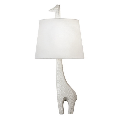 Robert Abbey Lighting Robert Abbey Jonathan Adler Ceramic Sconce 730L