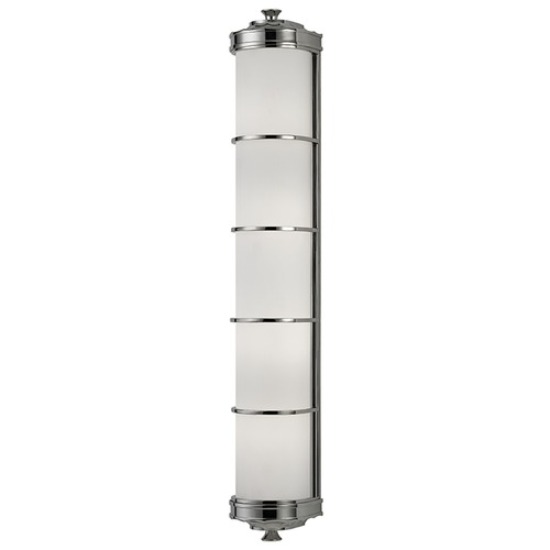 Hudson Valley Lighting Albany 4 Light Sconce - Polished Nickel 3833-PN