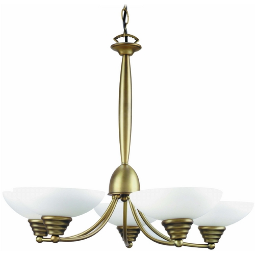 Lite Source Lighting Lite Source Lighting Maestro Chandelier LS-14145BRZ
