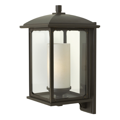 Hinkley Lighting Hinkley Lighting Stanton Oil Rubbed Bronze Outdoor Wall Light 2475OZ