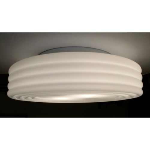 Illuminating Experiences Illuminating Experiences Saturn LED Flushmount Light M456LED