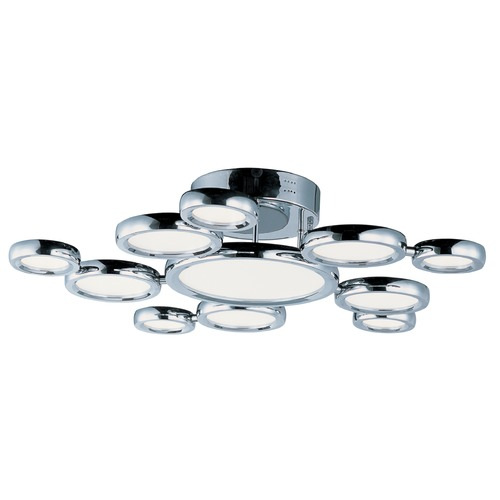 ET2 Lighting Timbale 11-Light Ceiling Mount E21146-01PC