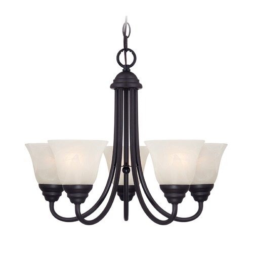 Designers Fountain Lighting Designers Fountain Kendall Oil Rubbed Bronze Chandelier 85185-ORB