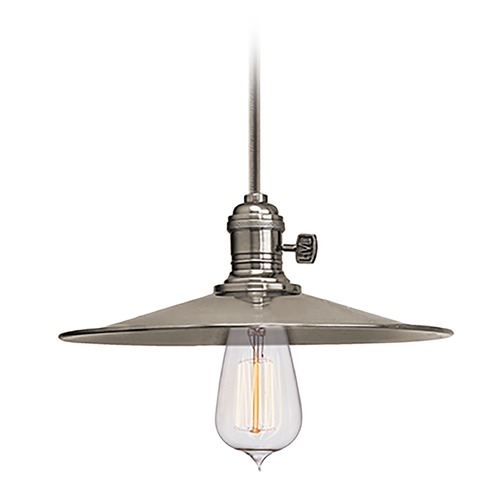 Hudson Valley Lighting Mini-Pendant Light 8002-HN-MS1