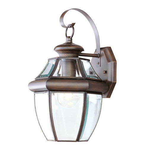 Livex Lighting Livex Lighting Monterey Imperial Bronze Outdoor Wall Light 2151-58