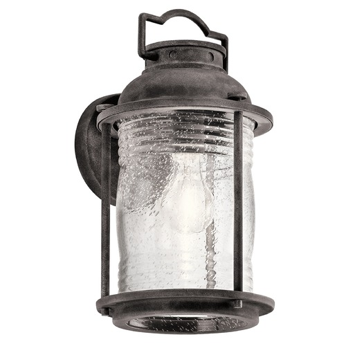 Kichler Lighting Kichler Lighting Ashland Bay Outdoor Wall Light 49570WZC
