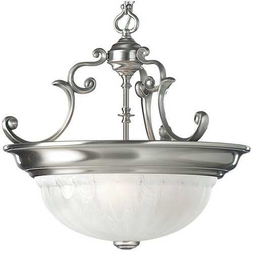Dolan Designs Lighting Three-Light Pendant 527-09