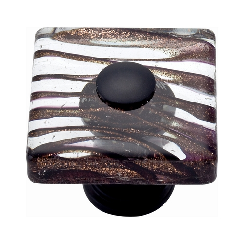 Atlas Homewares Modern Cabinet Knob in Oil Rubbed Bronze Finish 3205-O