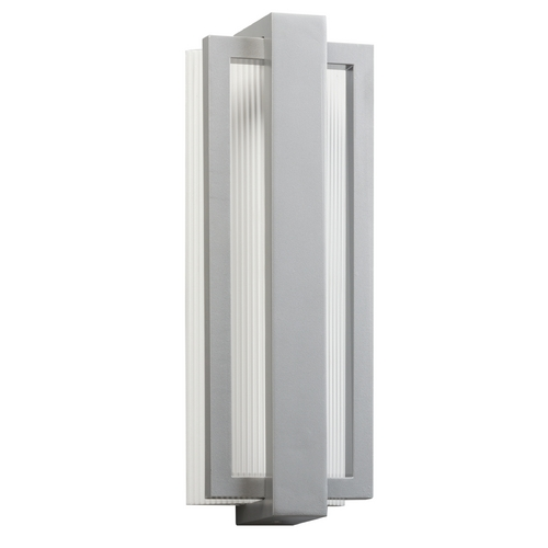 Kichler Lighting Kichler Lighting Sedo Platinum LED Outdoor Wall Light 49434PL