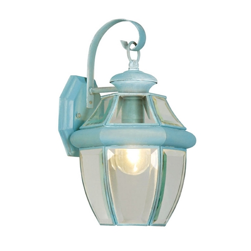 Livex Lighting Livex Lighting Monterey Verdigris Outdoor Wall Light 2151-06
