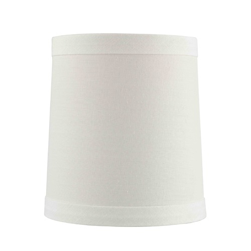 Design Classics Lighting Clip-On Empire Off White Lamp Shade SH9592