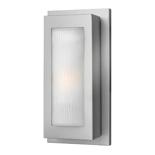 Hinkley Lighting Hinkley Lighting Titan Titanium LED Outdoor Wall Light 2050TT-LED