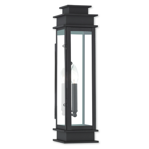 Livex Lighting Livex Lighting Princeton Bronze Outdoor Wall Light 20207-07