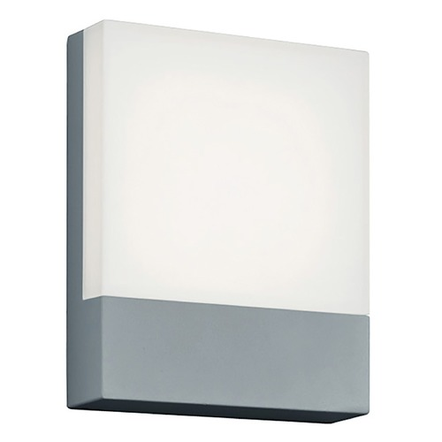 Arnsberg Arnsberg Pecos Titanium / Light Grey LED Outdoor Wall Light 227760187