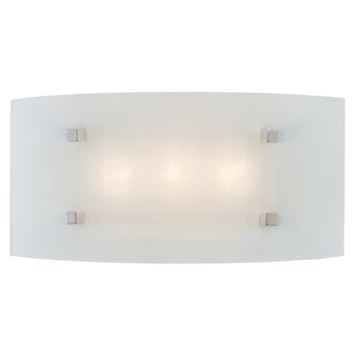 George Kovacs Lighting George Kovacs Pillow Chrome Bathroom Light P6115-1-077
