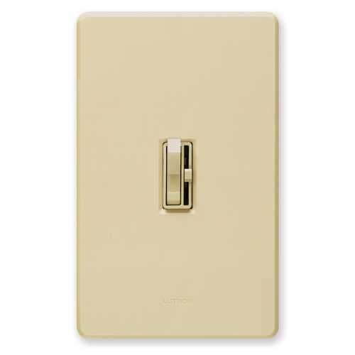 Lutron Dimmer Controls 600-Watt Incandescent Dimmer Switch AY603PH-IV