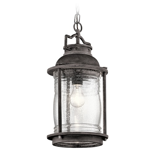 Kichler Lighting Kichler Lighting Ashland Bay Outdoor Hanging Light 49572WZC