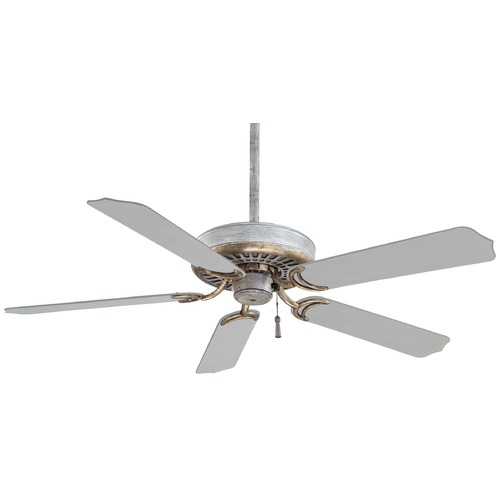 Minka Aire Minka Aire Fans Sundance Driftwood Ceiling Fan Without Light F571-DRF
