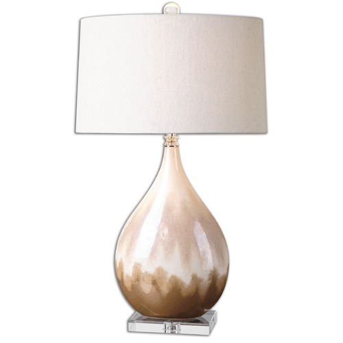 Uttermost Lighting Uttermost Flavian Glazed Ceramic Lamp 26171-1