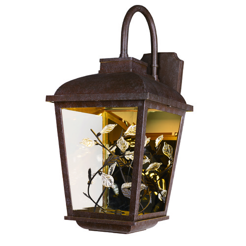 Maxim Lighting Maxim Lighting Arbor Adobe LED Outdoor Wall Light 53504CLAE