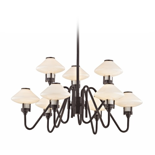 Hudson Valley Lighting Hudson Valley Lighting Knowles Old Bronze LED Chandelier 2009-OB