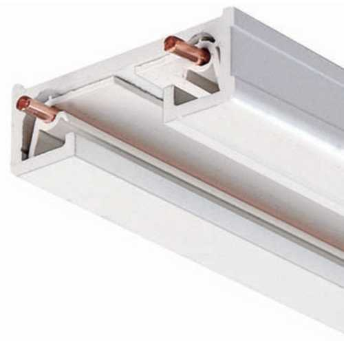 Juno Lighting Group Juno Trac-Lites White Two Foot Track R 2FT WH