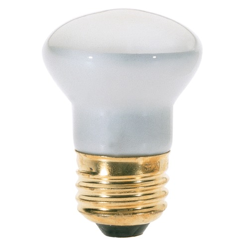 Satco Lighting Incandescent R14 Light Bulb Medium Base Dimmable S3604