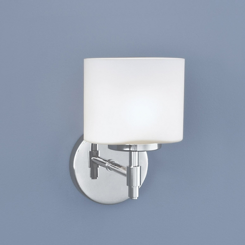 Norwell Lighting Norwell Lighting Moderne Chrome Sconce 5321-CH-MO