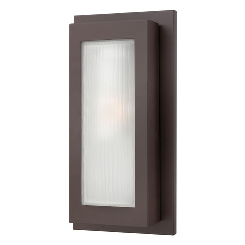 Hinkley Lighting Hinkley Lighting Titan Buckeye Bronze LED Outdoor Wall Light 2054KZ-LED