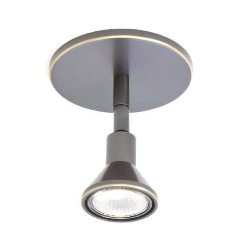 Holtkoetter Lighting Holtkoetter Modern Directional Spot Light in Hand-Brushed Old Bronze Finish C8120 R5900 HBOB