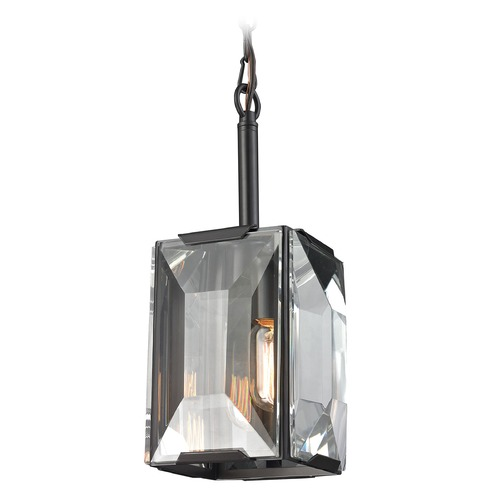 Elk Lighting Elk Lighting Garrett Oil Rubbed Bronze Mini-Pendant Light 31791/1
