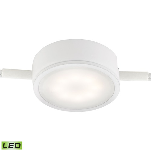 Alico Industries Lighting LED Puck Light Surface Mount 3000K White by Alico Lighting MLE201-5-30