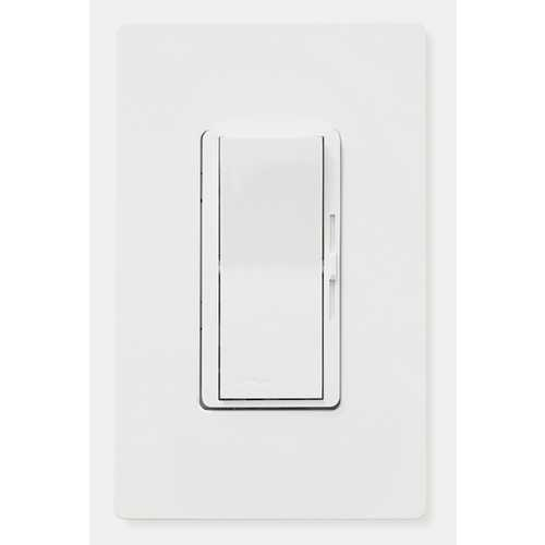 Lutron Dimmer Controls LED / CFL Dimmer Switch by Lutron DVCL-153PH-WH