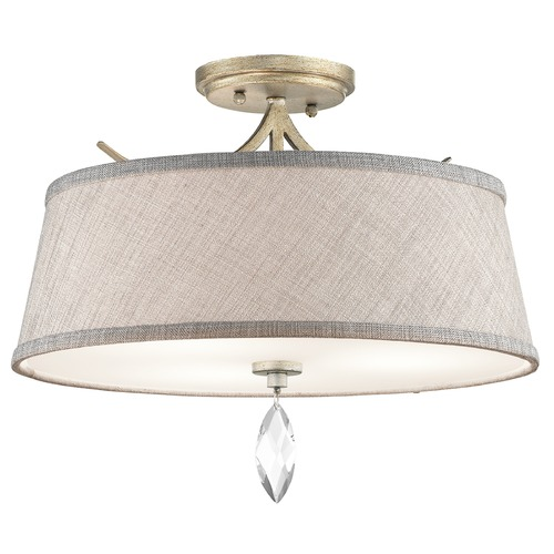 Kichler Lighting Kichler Lighting Casilda Semi-Flushmount Light 43567SGD