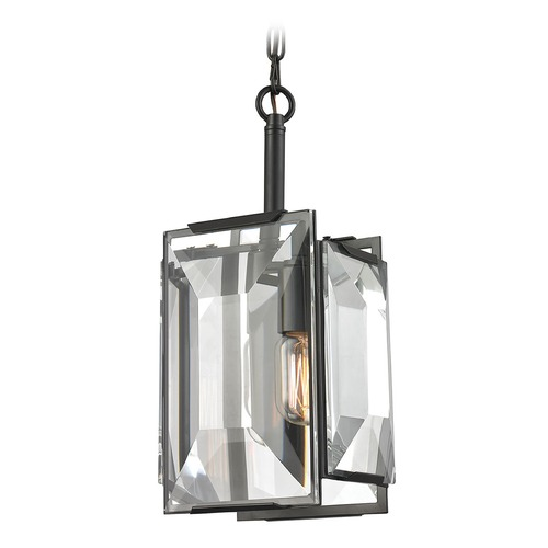 Elk Lighting Elk Lighting Garrett Oil Rubbed Bronze Mini-Pendant Light 31792/1