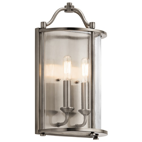 Kichler Lighting Kichler Lighting Emory Sconce 43710CLP