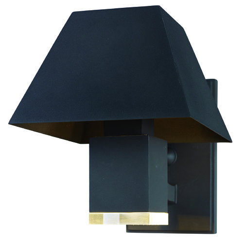Maxim Lighting Maxim Lighting International Pavilion Architectural Bronze LED Outdoor Wall Light 53512CLABZ