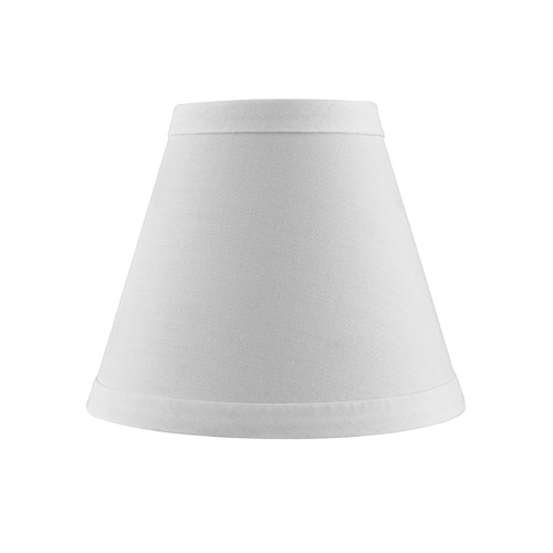 Design Classics Lighting Clip-On Empire Off White Lamp Shade SH9596