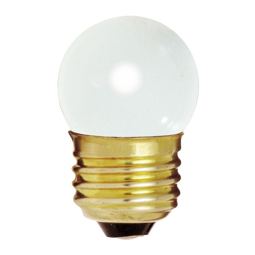 Satco Lighting Incandescent S11 Light Bulb Medium Base Dimmable S3607