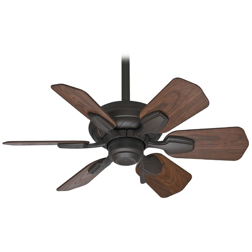 Casablanca Fan Co Casablanca Fan Wailea Brushed Cocoa Ceiling Fan Without Light 59525