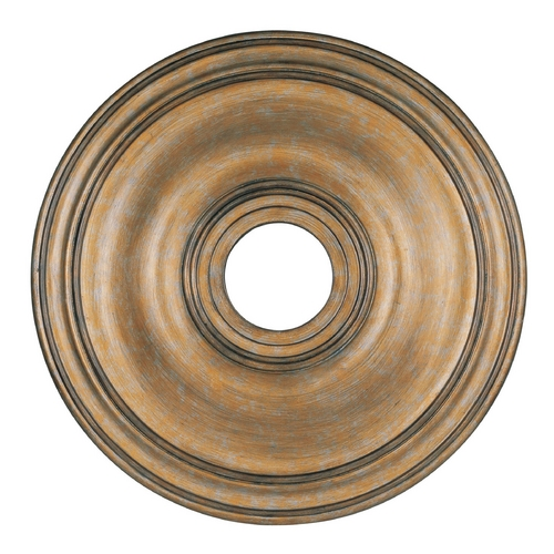 Livex Lighting Livex Lighting Antique Gold Leaf Ceiling Medallion 8219-48