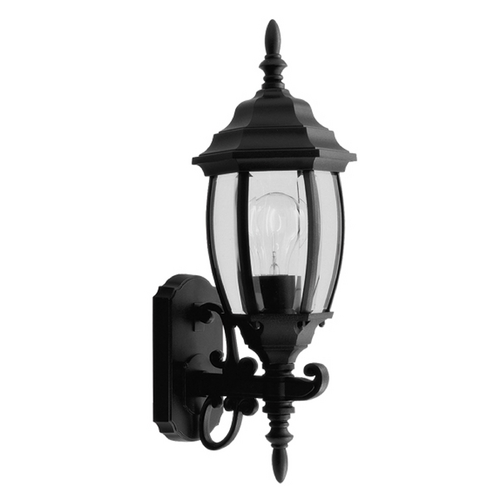 Livex Lighting Livex Lighting Kingston Black Outdoor Wall Light 7532-04