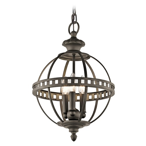 Kichler Lighting Kichler Lighting Halleron Pendant Light 43612OZ